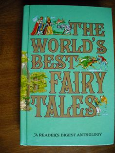 The World's Best Fairy Tales A Reader's Digest Anthology (1991) Vol 1 ~~ for sale at Wenzel Thrifty Nickel eCRATER store