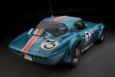 1963, Chevrolet Corvette Grand Sport