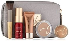 online shopping for jane iredale Starter Kit from top store. See new offer for jane iredale Starter Kit Beginner Makeup Kit, Makeup For Beginners, Makeup Starter Kit, Starter Set, Makeup Brush Set, Makeup Sets, Cosmetic Case, Luxury Beauty, Travel Size Products