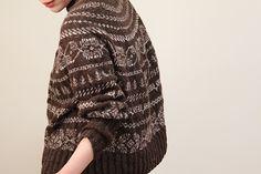 The twigs pattern by Junko Okamoto