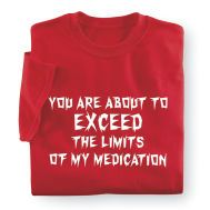Exceed Limits T-Shirt