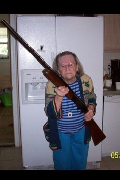 Don't mess wit granny