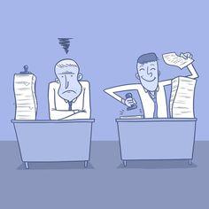 Cuando somos felices en el trabajo somos más productivos - El Definido