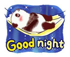 Good Night Gif, Good Night Moon, Good Night Quotes, Night Night, Hug Gif, Night Messages, Good Night Sweet Dreams, Cute Animal Videos, Line Friends