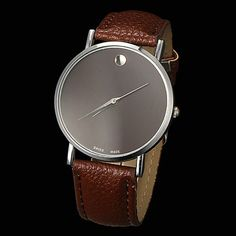 New 2015 2016 Watch Famous Brand Geneva Cheap Unisex Watch Men Wristwatches Women Wristwatch Fashion Wrist Leather Quartz Watch #>=#>=#>=#>=#> Click on the pin to check out discount price, color, size, shipping, etc. Save and like it!