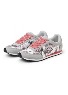Odd Molly Running Free City Trainers 617M-698 light chalk