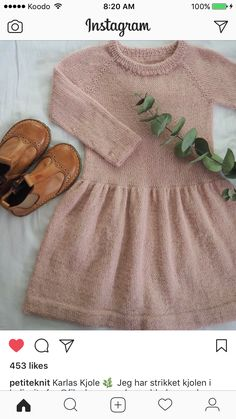 7a9060e5b Girls Knitted Dress, Knit Dress, Twin Baby Girls, Baby Kids, Girlie Style