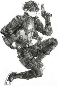 79a700b6f16ab Jason Todd  Red Hood by YumeKioku.deviantart.com on  deviantART Red Hood