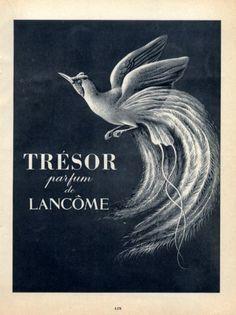 Lancôme (Perfumes) 1952 Tresor