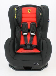 Coussin Ferrari rouge. https://www.amazon.co.uk/Baby-Car-Mirror-Shatterproof-Installation/dp/B06XHG6SSY