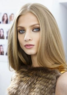 awesome Шикарный пшеничный цвет волос — Какие бывают оттенки?