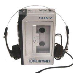 Walkman Yup