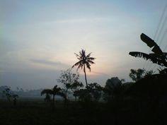 Suatu pagi di Kunciran