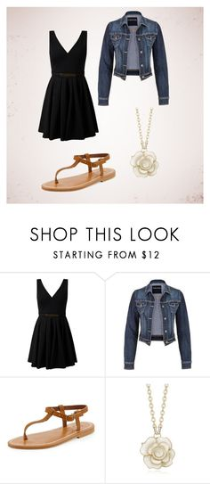 """""""Coffee"""" by glennyfranzen on Polyvore featuring Mela Loves London, maurices and K. Jacques"""
