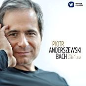 John J. Puccio at Classical Candor reviews Bach: English Suites Nos. 1, 3 & 5, with Piotr Anderszewski, piano, on a Warner Classics CD.