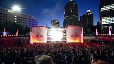 Best Memorial Day Weekend concerts in Detroit