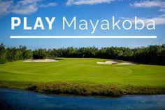 Canales, trampas de arena y manglar si pierdes tu marca… Como juegas Mayakoba?n #PLAYMayakoba http://mayakoba.com/play