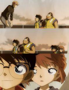 Detective Conan / Ai Haibara is best