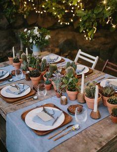 PANTALEON y las decoradoras · Concurso de mesas de verano