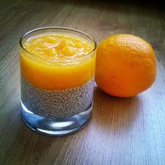 Puding chia z pomaranczowym musem  #chia#pudding#puding#zdrowo#zdrowejedzenie#zdrowyposilek#healthy#healthymeal#healthyfood#deser#dessert#fit#fitfood#fitness#fitfamm#jemzdrowo#zdrowadieta#healthydiet#foodporn#instafood#cleaneat# by mena0987