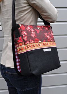 Dutch sisters bag with indian