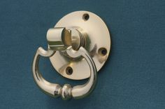 Buy Dutch Brass Drop Ring Handles online - A pair of drop handles with a traditional beaded detailing on the handle. Cast in solid brass which is unlacquered. Lever Door Handles, Brass Door Handles, Door Knobs, Mortise Lock, Art Deco Period, Solid Brass, Dutch, Drop, Traditional