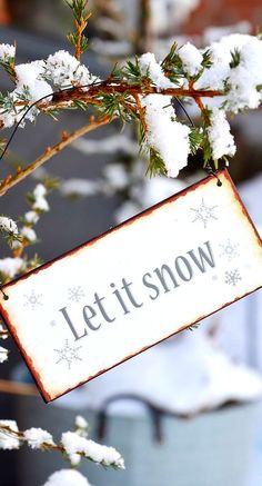 Let it snow.... Summer in Australia - PLEASE LOL