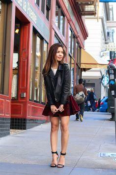 YouTuber Miss Tiffany Ma in San Francisco