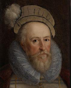 Sir Henry Lee, (1533-1611) son of Margaret Wyatt, Anne Boleyn's favorite companion