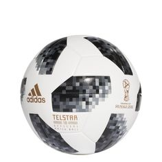adidas Authentic FIFA World Cup Official Game Ball Soccer Telstar 18 Russia 2018 for sale online Soccer Fifa, Soccer Stadium, Football And Basketball, Soccer Shop, Play Soccer, Soccer Ball, World Cup 2018, Fifa World Cup, Sports