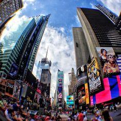 Times Square em New York, NY