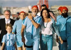 The Life Aquatic with Steve Zissou by Wes Anderson Unsung Films Great Films, Good Movies, Wes Anderson Films, Michael Gambon, Anjelica Huston, The Royal Tenenbaums, Life Aquatic, Love Film, Music Magazines