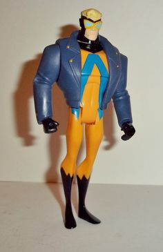justice league unlimited ANIMAL MAN complete mattel jlu dc universe animated action figure for sale in online toy store to buy