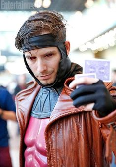 Transform yourself into one of the most favorite X-Men character by wearing the hand made custom costume based on the Mutant X-Men Gambit. Tailored according to the measurements as provided by you! Buy Cosplay, Cosplay Outfits, Cosplay Costumes, Cosplay Ideas, Gambit Cosplay, Marvel Cosplay, Movie Costumes, Halloween Costumes, Andrew Smith