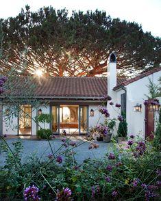 Southwestern Home and Vineyard With Spanish Influences | Bill Bocken | HGTV