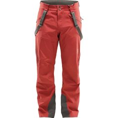 Haglofs - Line Pant - Men's - Dark Ruby