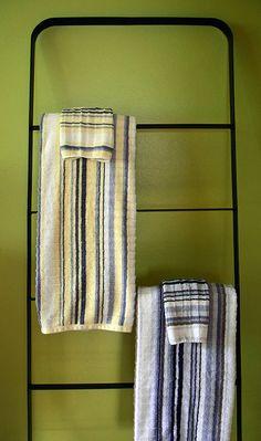 Steel Bath Towel Ladder / Rack, Towel holder / Rack, Modern, Minimal, Sleek Design