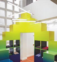 Gradation In Interior Design rhythmgradation | design | pinterest