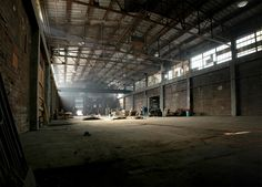 Image result for old warehouse interior
