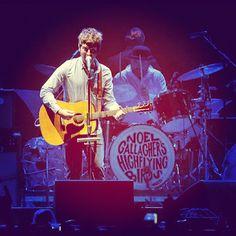 Noel Gallaghers High Flying Birds - 10 September 2012