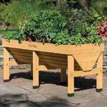 ABOVE GROUND GARDENS · Picks For The Southwest Gardener For May. Give Your  Knees A Rest When Tending Plants