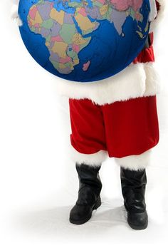 FREE and the Most Wonderful Site for Kids at Christmas time! Christmas aound the world