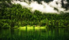 Cabin on lake (Germany) by Alexander Schitschk / 500px