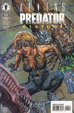 Aliens vs. Predator: Eternal #4 of 4 VF Dark Horse Comics