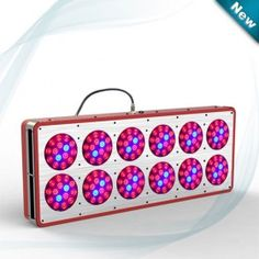 Apollo 12 LED Grow Lights For Hydroponic Tomatoes Growing Hydroponic Tomatoes, Hydroponic Plants, Hydroponics, Grow Lights For Plants, Led Grow Lights, Light Panel, Led Panel, Greenhouse Growing, Grow Tent
