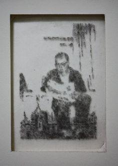 La obra realizada con polvo de Gil Gijón Bastante. Más información en: http://www.marietaestatequieta.com/2014/07/la-obra-realizada-con-polvo-de-gil.html