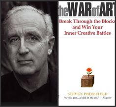 October 2013 Indie Business Book Club Pick: The War of Art by Steven Pressfield Steven Pressfield, Business Networking, Indie, The Past, War, Club, Learning, Creative, October 2013