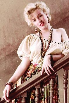 La sua bellezza negli occhi tristi di Marilyn
