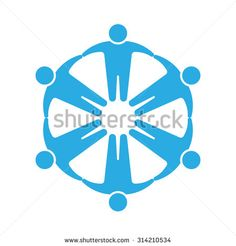 People Logo Stock Photos, Images, & Pictures | Shutterstock
