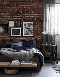 Dormitorio Ladrillo 4